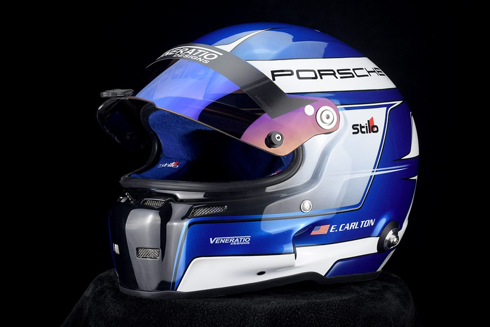 stilo st5 with blue interior