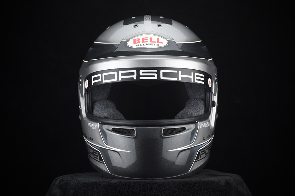 Bell Racing Helmets >> Custom Painted Bell GT5 Touring Racing Helmet by Veneratio Designs