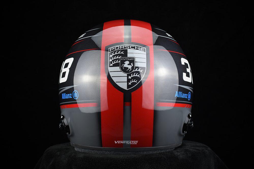 Custom Painted Bell Mag-9 Helmet by Veneratio Designs