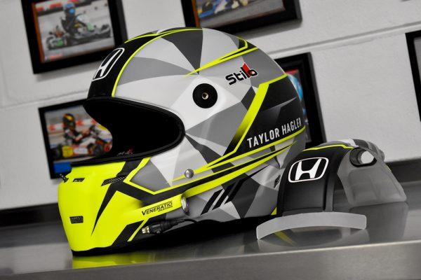 Veneratio Designs Custom Painted Racing Helmets