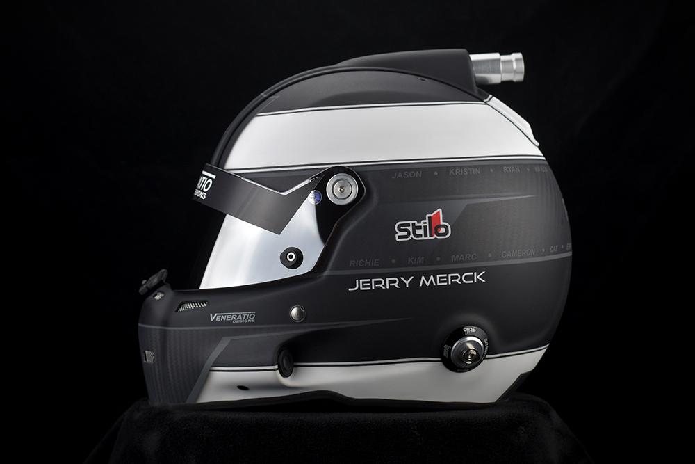 Custom painted Stilo ST5 GT Carbon by Veneratio Designs.