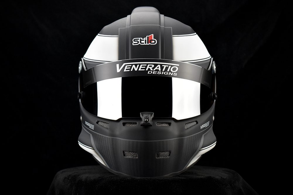 Custom painted Stilo ST5 GT Carbon by Veneratio Designs.