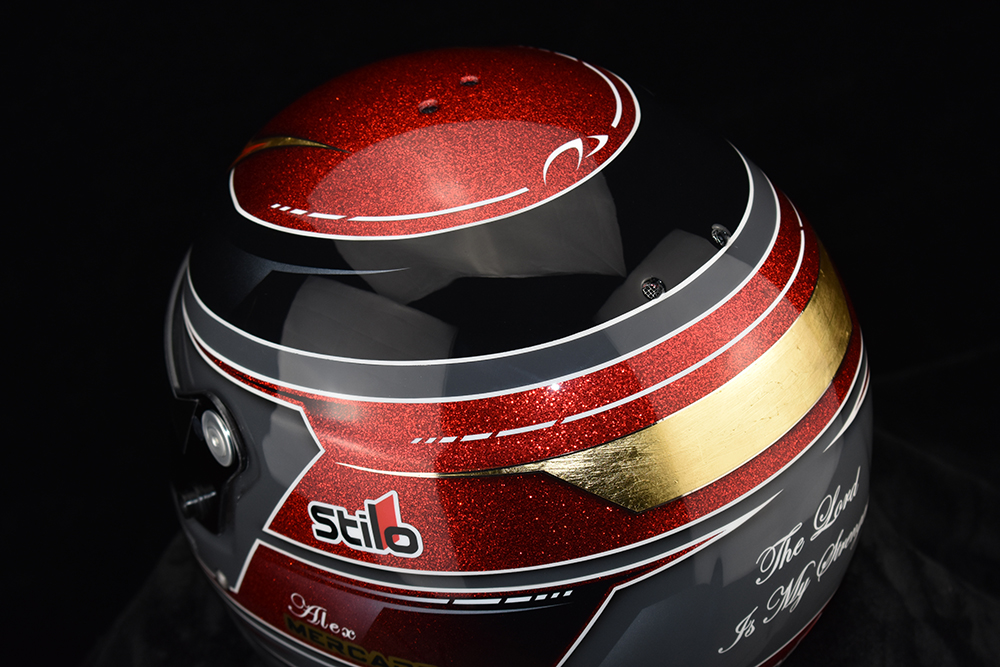 Custom Painted Stilo CMR by Veneratio Designs