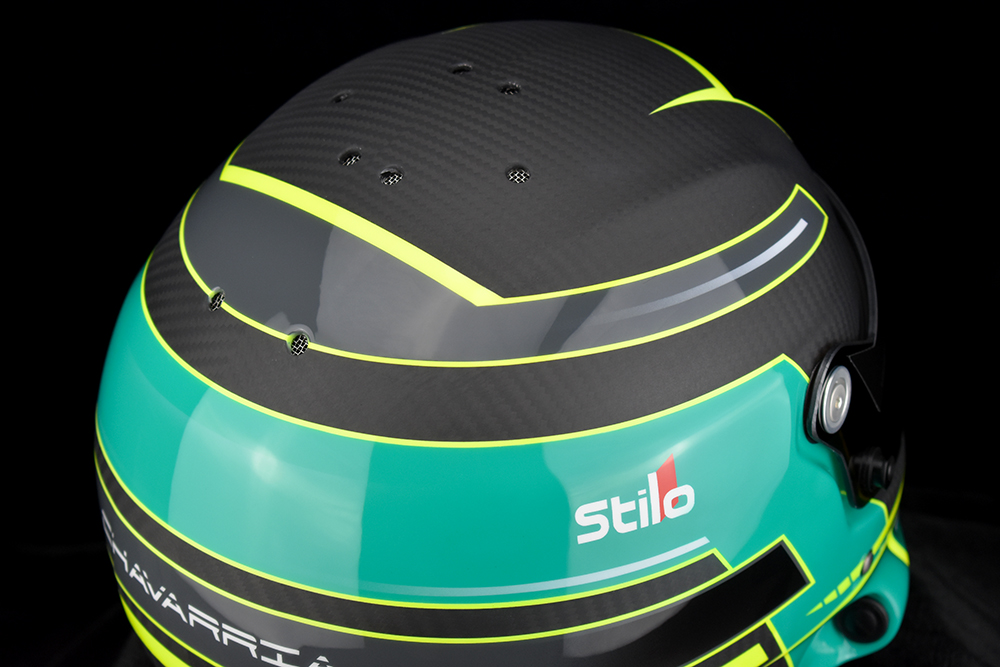 Stilo ST5 GT Carbon Fiber Black & Yellow