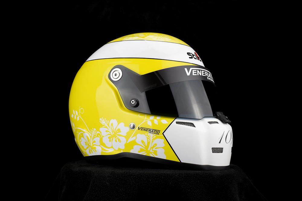 Custom Painted Stilo CMR by Veneratio Designs