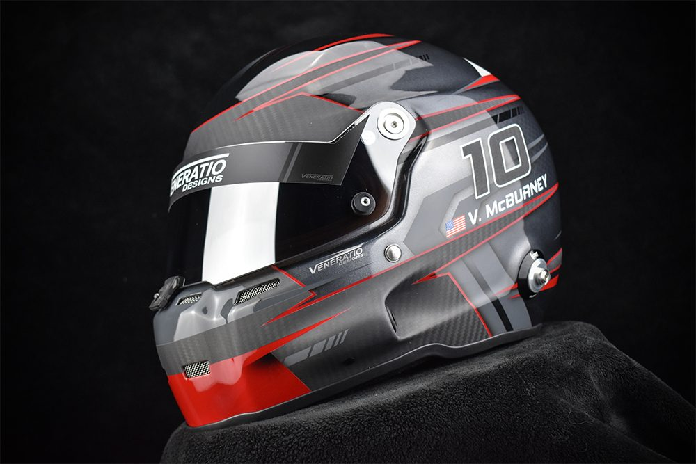 Custom Painted Stilo ST5 by Veneratio Designs