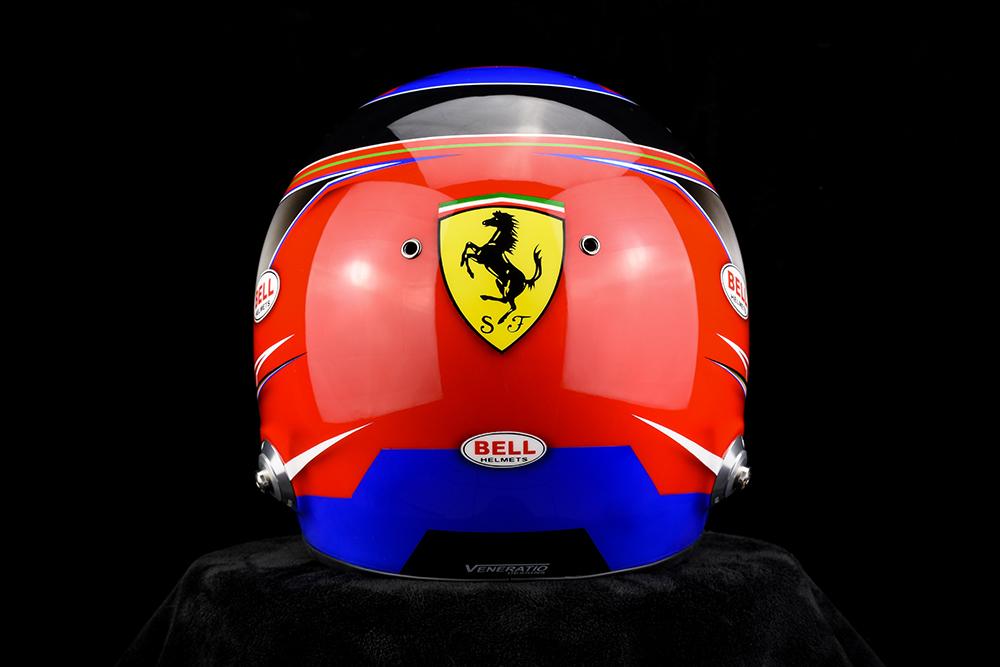 Custom Painted Bell GT5 by Veneratio Designs