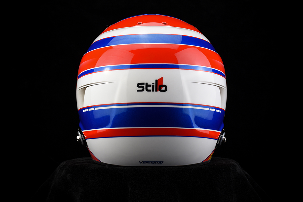 Custom painted Stilo ST5 GT