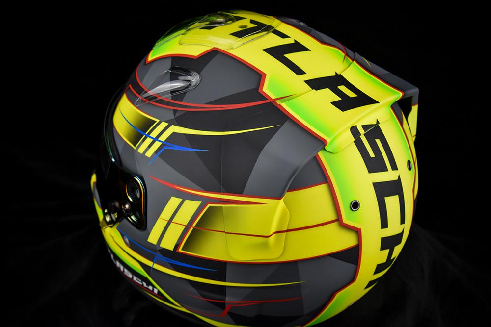 Bell RS7K LTWT karting helmet