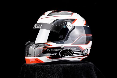 Custom painted Stilo ST5 Carbon