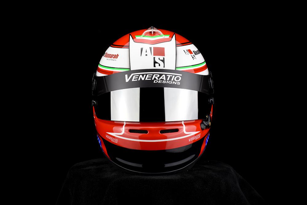 Custom helmet paint and design