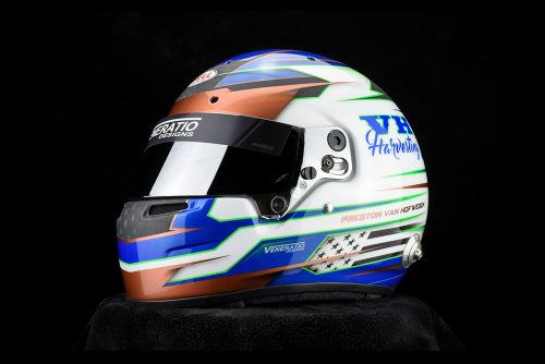 Veneratio Designs custom helmet painting