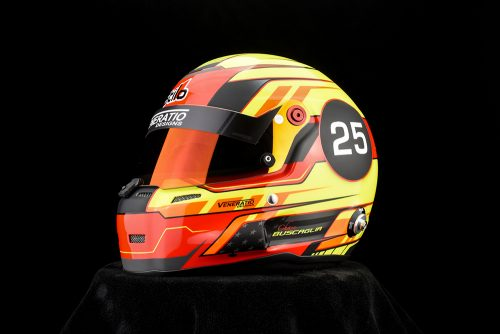 Custom painted Stilo ST5 by Veneratio Designs
