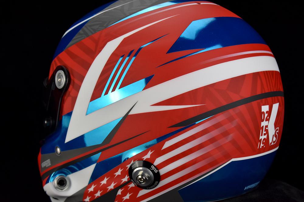 chrome helmet paint